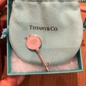 Tiffany and co Key charm